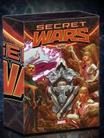 Rayon : Comics (Super Héros), Série : Secret Wars (Coffret) T2, Secret Wars (Coffret 2/5)
