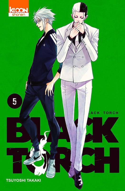 Black Torch - (Tsuyoshi Takaki) - Shonen [BDNET.COM]