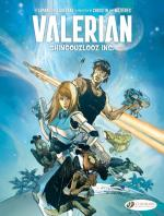 Rayon : Albums (Science-fiction), Série : Valerian and Laureline by... (Anglais), Shingouzlooz Inc.