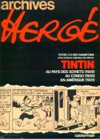 Rayon : Albums (Aventure-Action), Série : Archives Hergé T1, Tome 1: Tintin