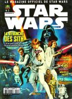 Rayon : Magazines BD (Science-fiction), Série : Star Wars : Insider T3, Star Wars : Insider (Couverture 2/2)