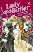 Rayon : Manga (Shojo), Série : Lady and Butler T19, Lady and Butler