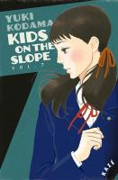 Rayon : Manga (Seinen), Série : Kids on the Slope T7, Kids on the Slope