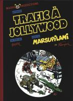 Rayon : Tirages (Aventure-Action), Série : Marsupilami T12, Trafic a Jollywood (Tirage de Luxe)