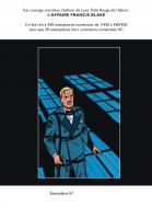 Rayon : Tirages (Aventure-Action), Série : Blake et Mortimer T13, L'Affaire Francis Blake (LUXE)