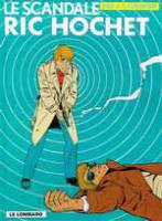 Rayon : Albums (Policier-Thriller), Série : Ric Hochet T33, Le Scandale Ric Hochet