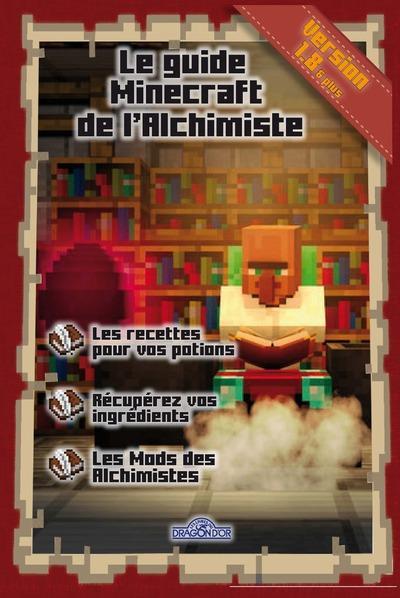 Serie le guide minecraft de l 39 alchimiste bdnet com - Guide de l architecte minecraft ...