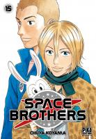 Rayon : Manga (Seinen), Série : Space Brothers T15, Space Brothers