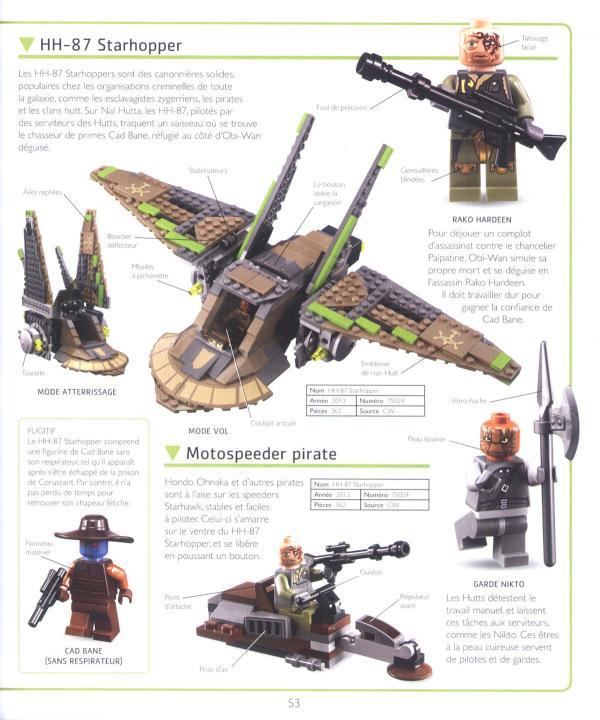 LEGO Star Wars. L'encyclopédie illustrée - Simon Beecroft