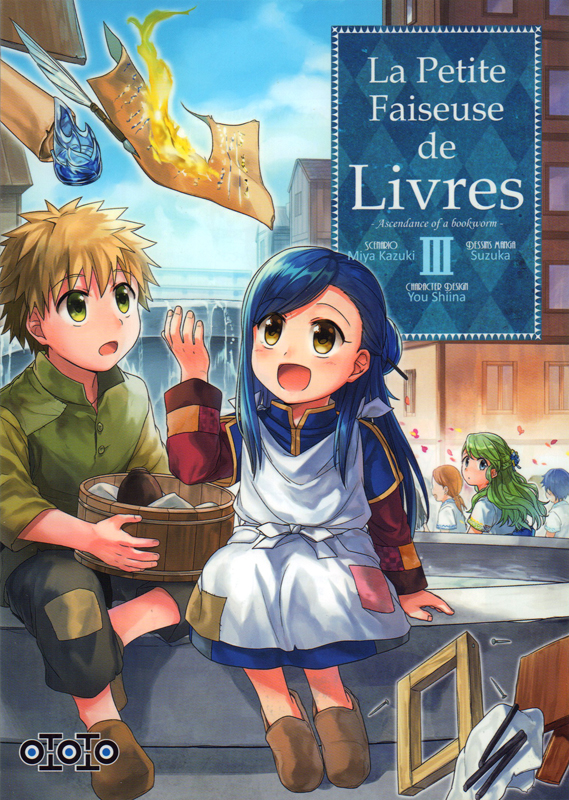 La petite faiseuse de livres (3) : La petite faiseuse de livres