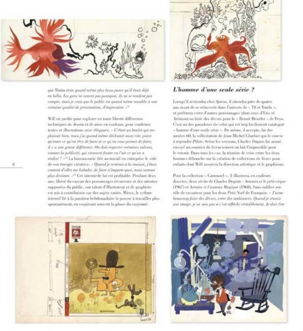 le jardin des couleurs will art illustration bdnet com. Black Bedroom Furniture Sets. Home Design Ideas