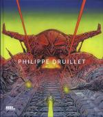 Rayon : Albums (Art-illustration), Série : Philippe Druillet : Monographie, Philippe Druillet : Monographie