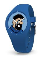 Rayon : Objets, Série : Tintin, Montre : Tintin & Co : Haddock (Taille M)