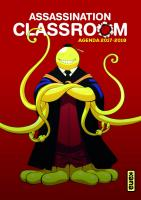 Rayon : Papeterie BD, Série : Assassination Classroom, Assassination Classroom : Agenda 2017-2018