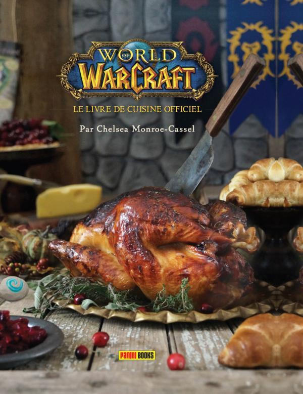 serie world of warcraft le livre de cuisine officiel bdnet com. Black Bedroom Furniture Sets. Home Design Ideas