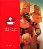 Rayon : Albums (Art-illustration), Série : Cafe Sale T4, CFSL.NET -Artbook 04