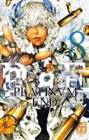 Rayon : Manga (Shonen), Série : Platinum End T8, Platinum End