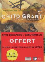 Rayon : Albums (Western), Série : Chito Grant, Pack Tomes 1-2 - un tome offert -