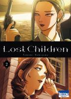 Rayon : Manga (Seinen), Série : Lost Children T2, Lost Children