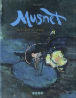 Rayon : Albums (Aventure-Action), Série : Musnet (Anglais) T1, The Mouse of Monet (Anglais)