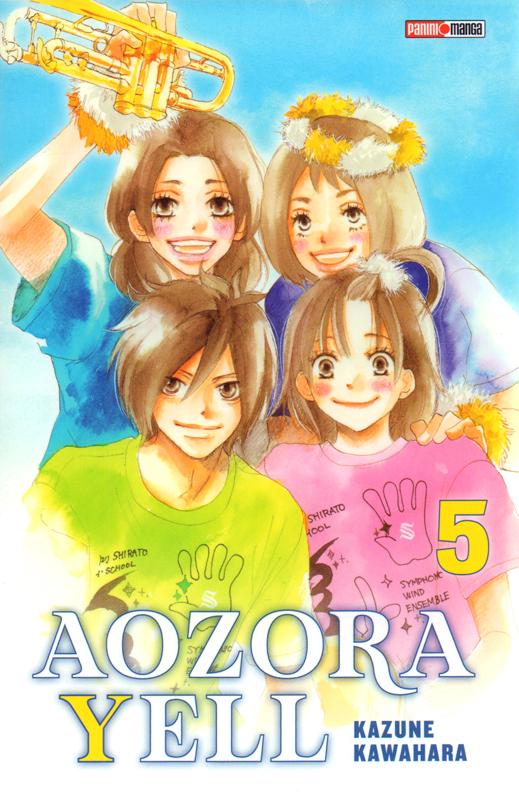 Aozora Yell (tome 5) - (Kazune Kawahara) - Shojo [BDNET.COM]