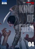 Rayon : Manga (Seinen), Série : King of Eden T4, King of Eden