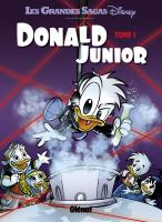 Rayon : Albums (Aventure-Action), Série : Donald Junior T1, Donald Junior