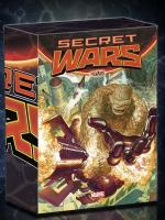 Rayon : Comics (Super Héros), Série : Secret Wars (Coffret) T4, Secret Wars (Coffret 4/5)