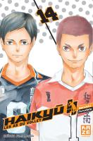 Rayon : Manga (Shonen), Série : Haikyu !! : Les As du Volley T14, Haikyu !! Les As du Volley