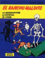 Rayon : Albums (Western), Série : Lucky Luke (espagnol) T47, Le Ranch Maudit