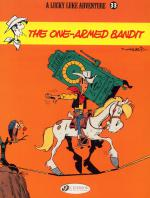 Rayon : Albums (Western), Série : Lucky Luke (Anglais) T33, Le Bandit Manchot