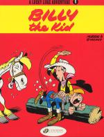Rayon : Albums (Western), Série : Lucky Luke (Anglais) T1, Billy The Kid