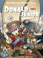 Rayon : Albums (Aventure-Action), Série : Donald Junior T2, Donald Junior