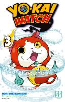 Rayon : Manga (Shonen), Série : Yo-kai Watch T3, Yo-kai Watch