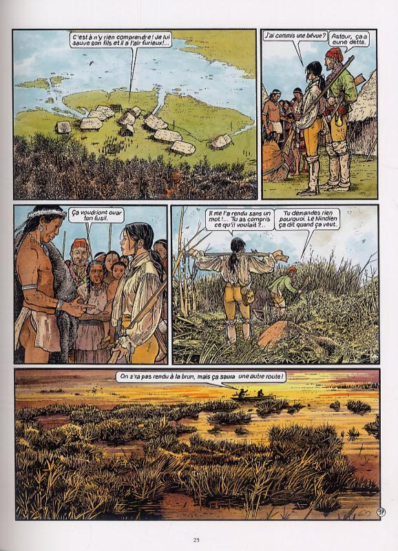 La Petite Fille Bois Caiman Livre 2 Francois Bourgeon