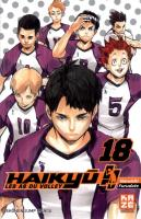 Rayon : Manga (Shonen), Série : Haikyu !! : Les As du Volley T18, Haikyu !! : Les As du Volley