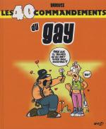 Rayon : Albums (Humour), Série : Les 40 Commandements, Les 40 Commandements du Gay