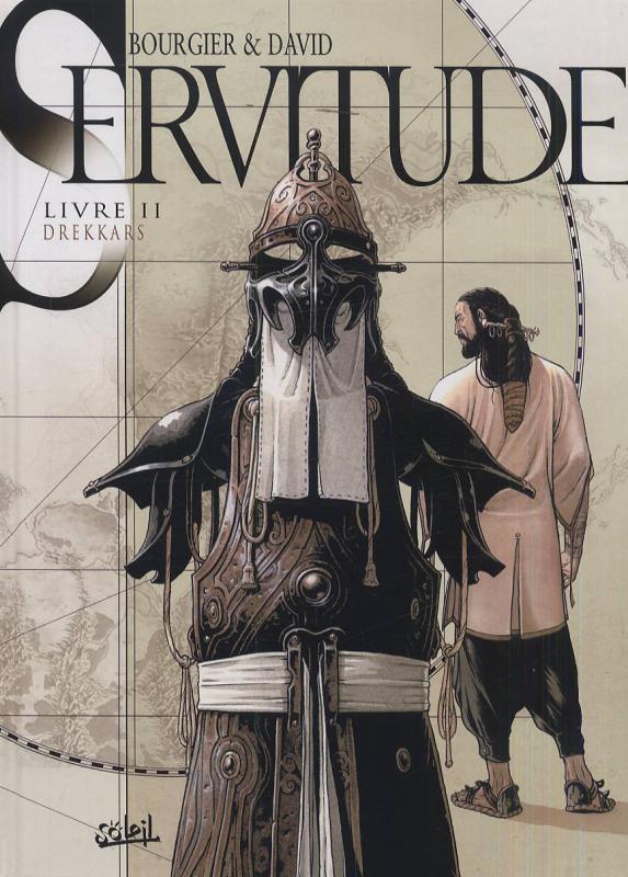 Drekkars Livre Ii Eric Bourgier Fabrice David