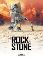 Rayon : Albums (Science-fiction), Série : Rock & Stone T1, Rock & Stone : Volume 1/2