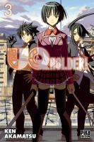 Rayon : Manga (Shonen), Série : UQ Holder ! T3, UQ Holder !