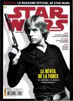 Rayon : Magazines BD (Science-fiction), Série : Star Wars : Insider T1, Star Wars : Insider : Avril / Juin 2015 (Couverture 2/2)