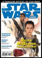 Rayon : Magazines BD (Science-fiction), Série : Star Wars : Insider T6, Star Wars : Insider : Avril / Mai 2016 (couverture 1/2)