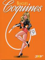 Rayon : Albums (Humour), Série : Blagues Coquines T9, Blagues Coquines