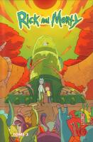 Rayon : Comics (Aventure-Action), Série : Rick and Morty T3, Rick and Morty