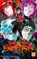 Rayon : Manga (Shonen), Série : Twin Star Exorcists T13, Twin Star Exorcists