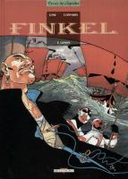 Rayon : Albums (Science-fiction), Série : Finkel T3, Genos