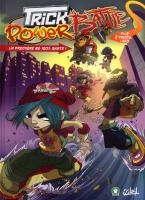 Rayon : Albums (Aventure-Action), Série : Trick Power Battle T1, Flip Trick 360