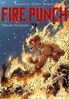 Rayon : Manga (Seinen), Série : Fire Punch T1, Fire Punch (Édition Rediscover)