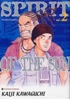 Rayon : Manga (Seinen), Série : Spirit Of The Sun T2, Spirit Of The Sun