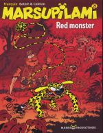 Rayon : Albums (Aventure-Action), Série : Marsupilami T21, Red Monster